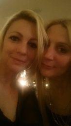 Our best fans!!! Martina & Tamara