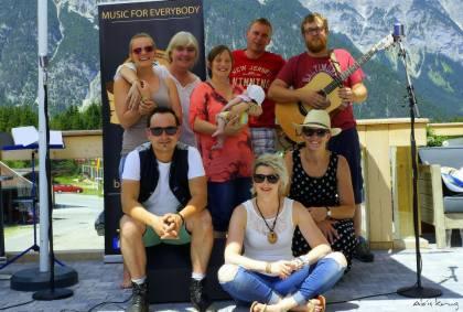 with ARS Cultus Leutasch at SUMMASOUND 2015