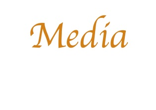 Homepage Media text