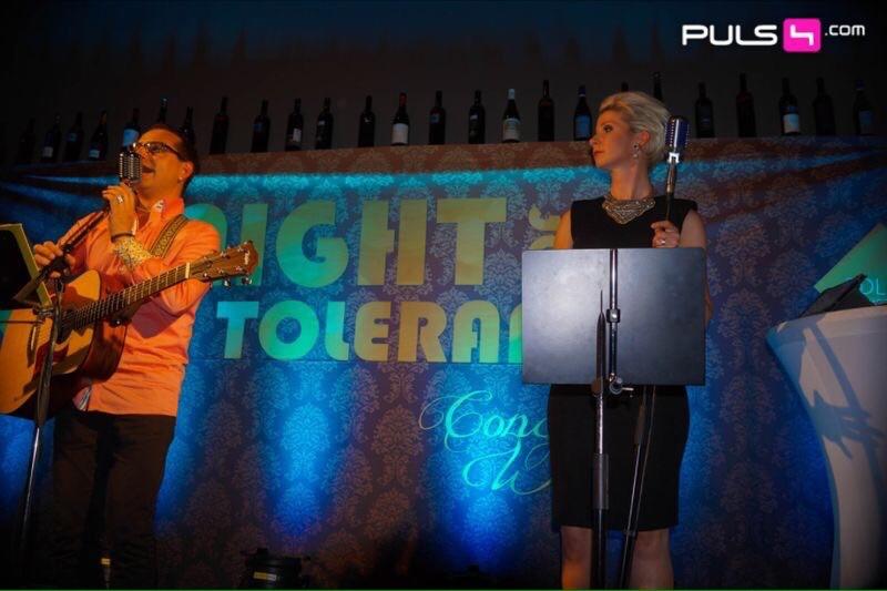 Night of Tolerance. July 2014