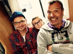 Benjamin, Eimear and Benno!