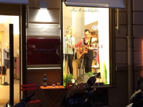 Shopping Night Innsbruck, June 2015