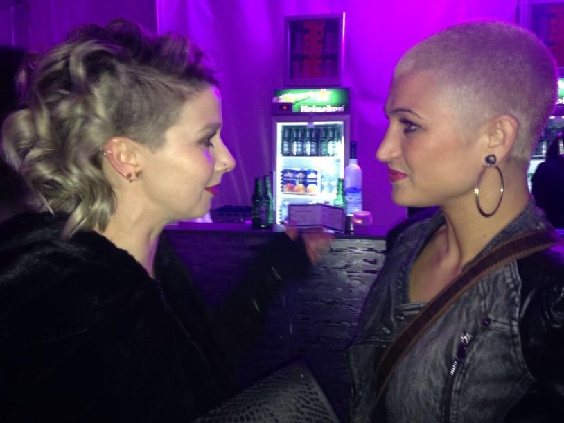 Eimear and Denise Beiler......