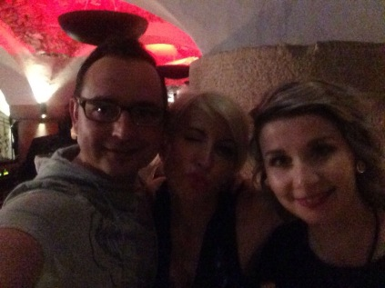 with Heather Mills!