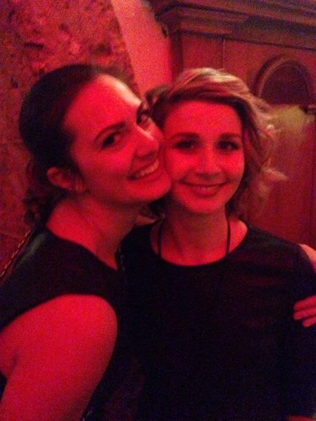 Eimear and Nina Reithmayer: TWINS!