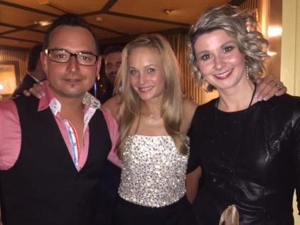 with Melanie Binder!