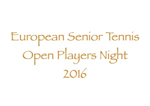 Tennis Open Night 2016 Brown Spring