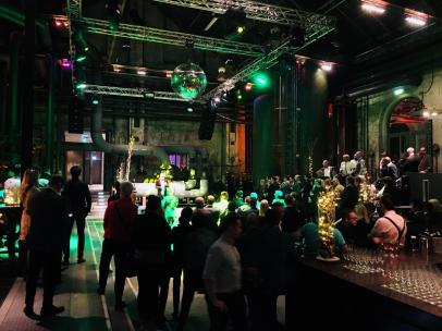 Corporal Event, McDonalds Germany, Christmas Party